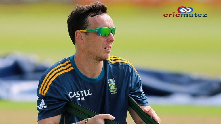 Kyle Abbott (South Africa) - no.1