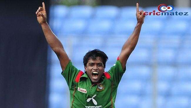 Rubel Hossain (Bangladesh) - no.4