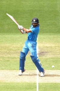 Dhawan got out of the blues and found form.