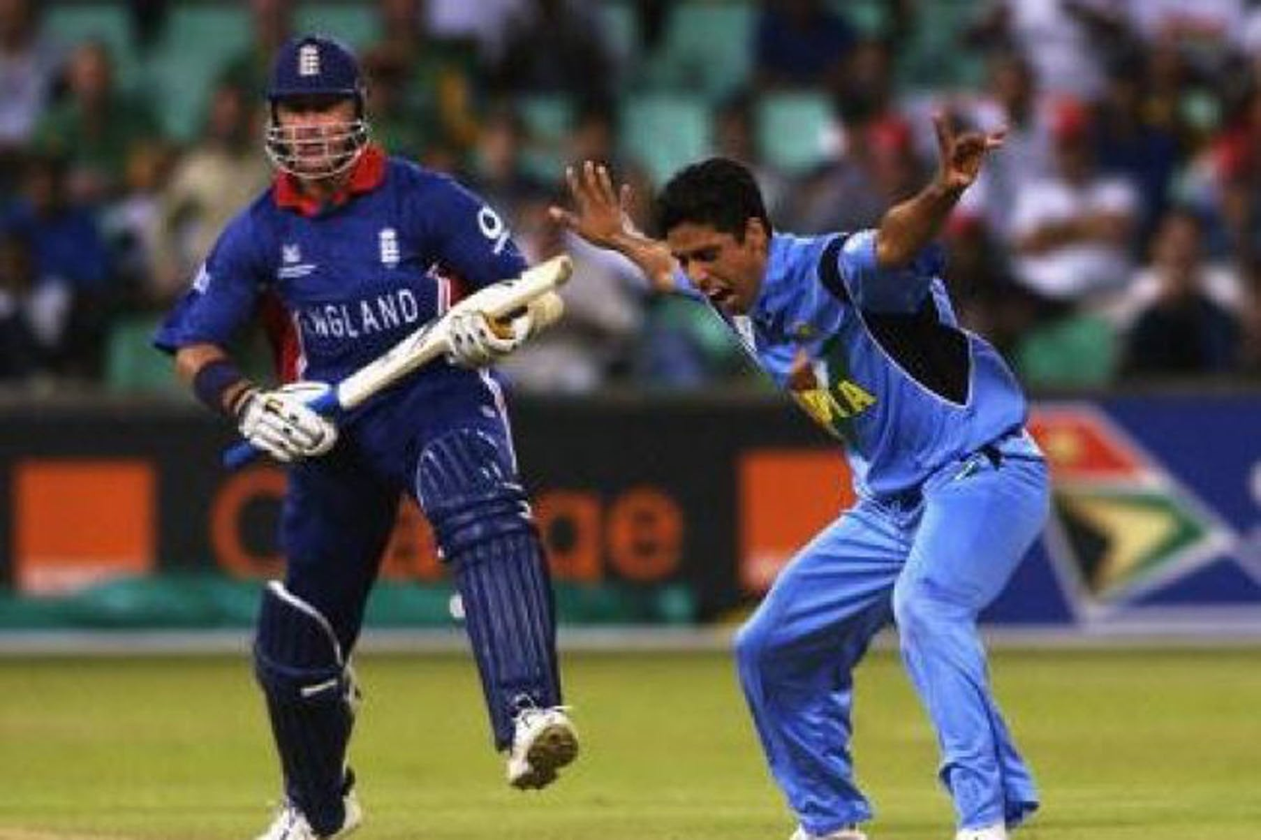 Top 10 bowling figures in World Cup