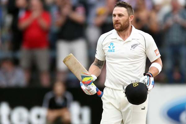 Brendon McCullum is one of the most handsome cricketer in the world