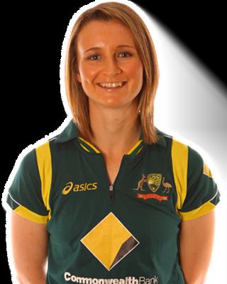 Leah Poulton hottest female cricketer