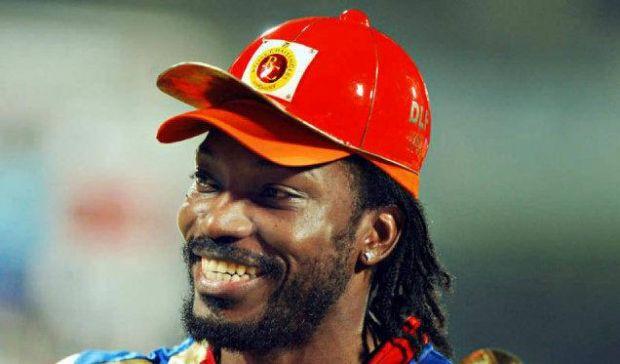 Chris Gayle (West Indies) - #7
