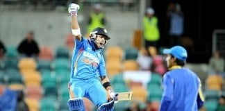 Top 10 ODI innings by Indian Batsmen