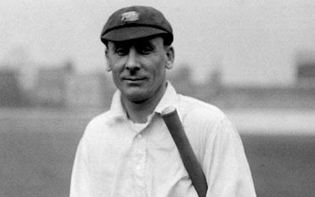 Top 10 Greatest Ashes heroes of all time - Jack Hobbs
