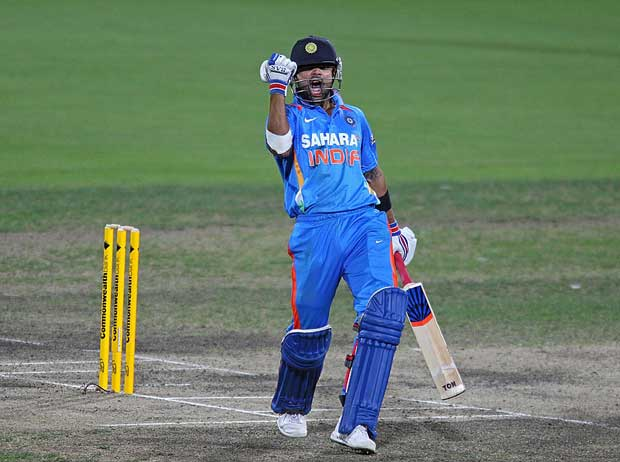 Top 10 Best ODI innings by Virat Kohli