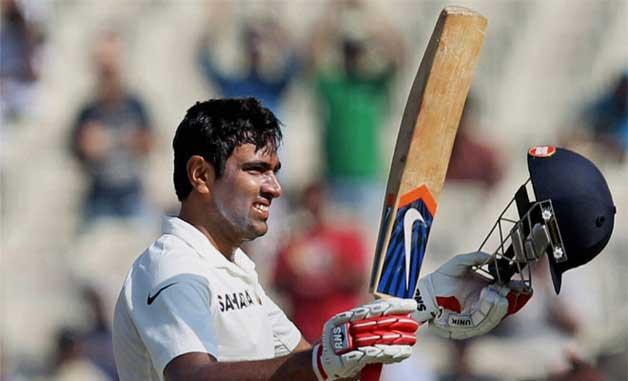 Ashwin as a Batsman