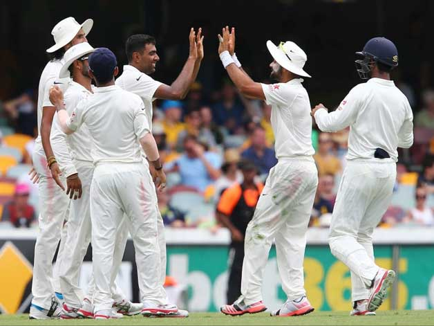 Ravichandran Ashwin Leader of the Pack