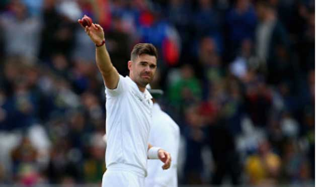 James Anderson's 6 wicket haul in Ashes