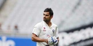 Virat Kohli in top 10 ranking