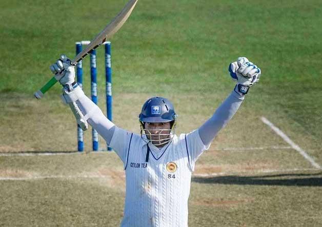Sangakkara 152 against England