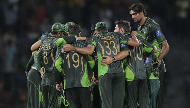 Pakistan beats Sri Lanka