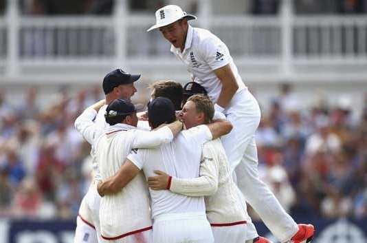Ashes 2015 victory of England