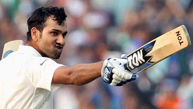 Rohit Sharma in Test Match