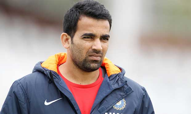 "Zaheer Khan - ""I walk away with fantastic memories, life defining experiences and great friendships."""