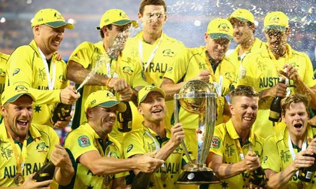 Australia's World Cup win