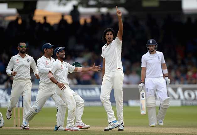 Ishant Sharma 7-74 VS England at Lords, 2014