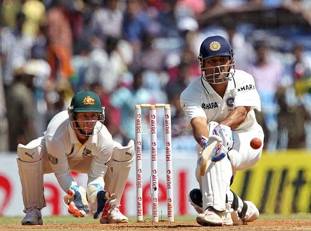MS Dhoni 224 vs Australia, Chennai 2014