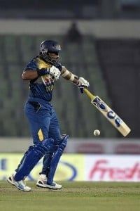 Dilshan made a struggling 27 runs against minnows UAE in the second match of Asia Cup T20 2016, held in Dhaka, Bangladesh.