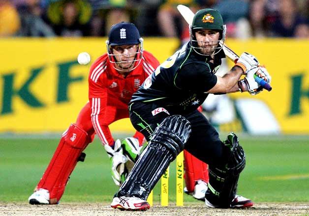 Australia vs England, 2014, Hobart