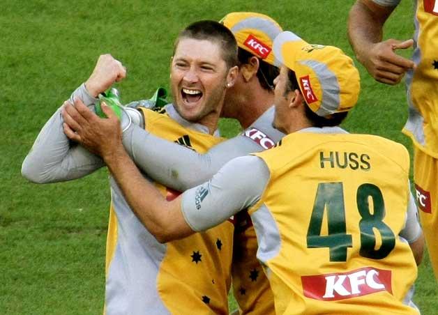 Australia vs India, 2008, Melbourne