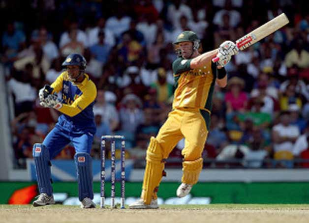 Australia vs Sri Lanka, T20 World Cup 2010, Bridgetown