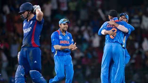 Harbhajan Singh 4-12 vs England, Colombo, 2012