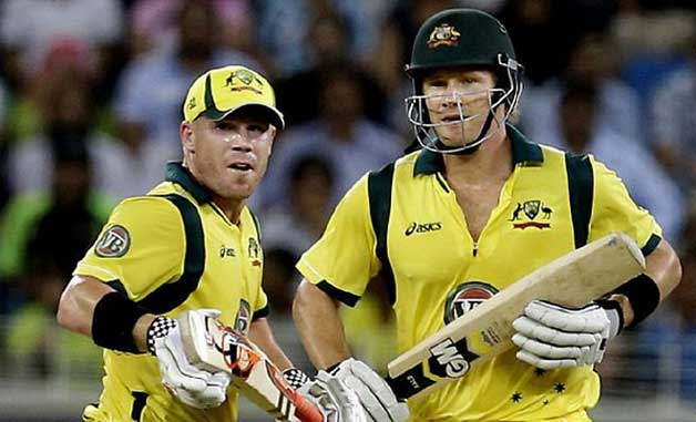 Muscular Batting Line up of Australia