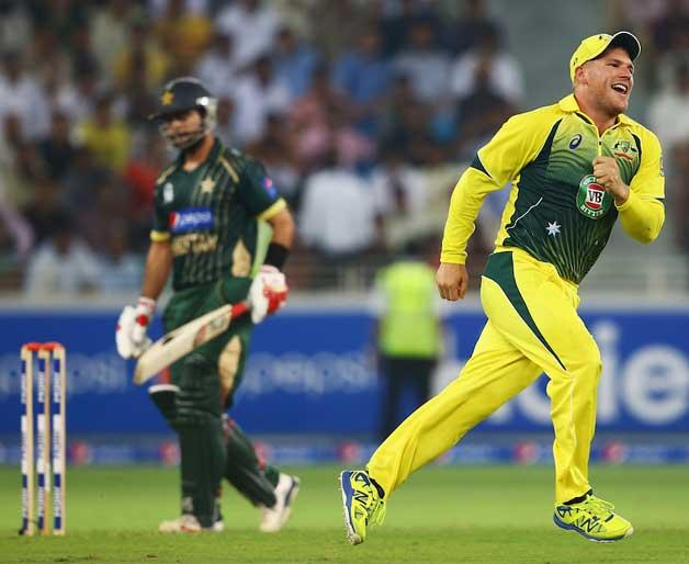 Pakistan vs Australia, Dubai, 2014