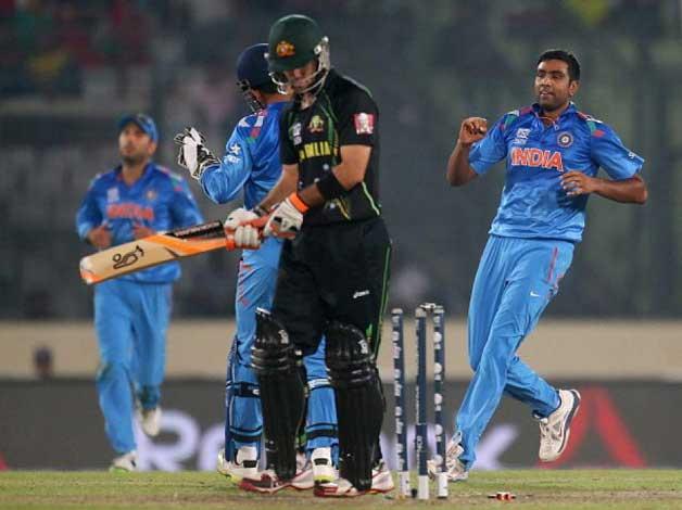 R Ashwin 4-11 vs Australia, Mirpur, 2014
