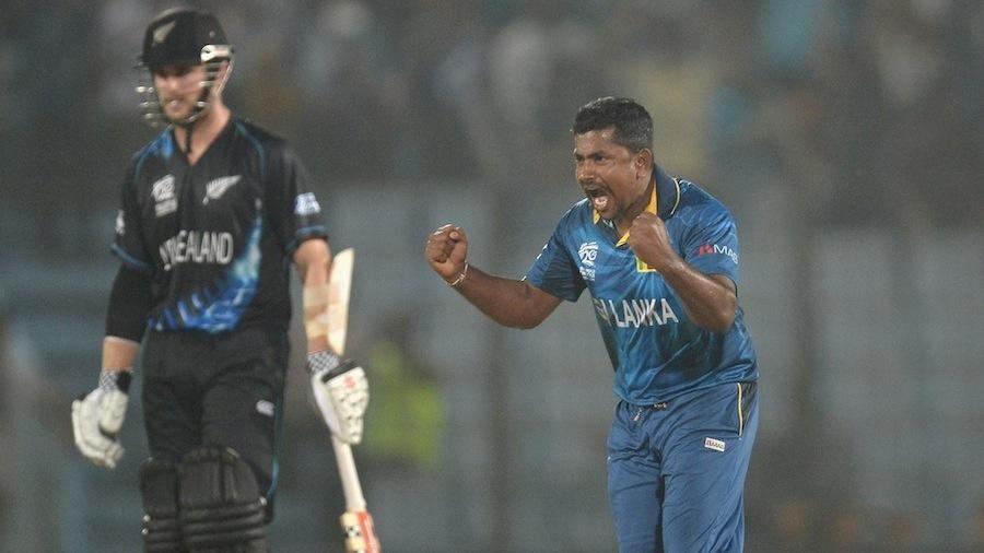 Rangana Herath 5-3 vs New Zealand, Chittagong, 2014