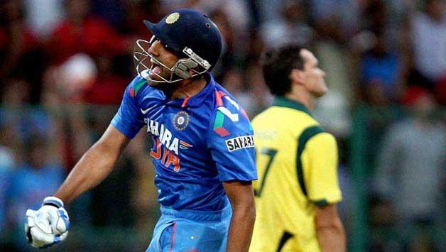 Rohit Sharma's Double Century