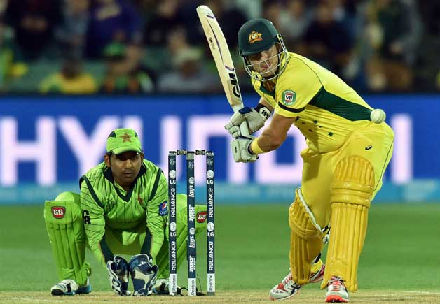 Australia VS Pakistan, World Cup Quarter Final at Adelaide Oval, 2015