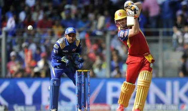 AB de Villiers (Royals Challengers Bangalore) – 133* runs