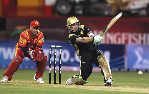 Brendon McCullum (Kolkata Knight Riders) - 158* runs