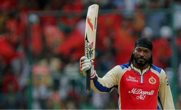 Chris Gayle (Royals Challengers Bangalore) – 175* runs