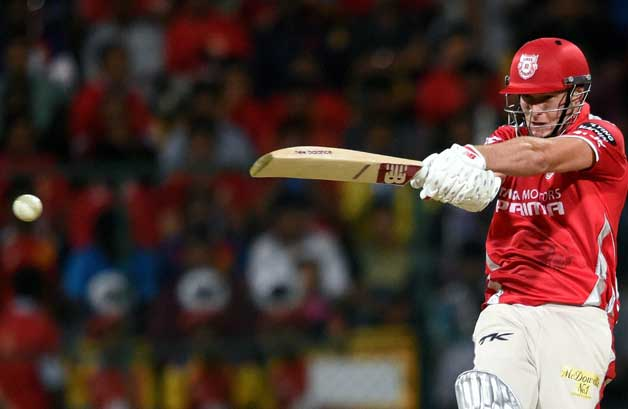 David Miller (Kings XI Punjab) –101* runs