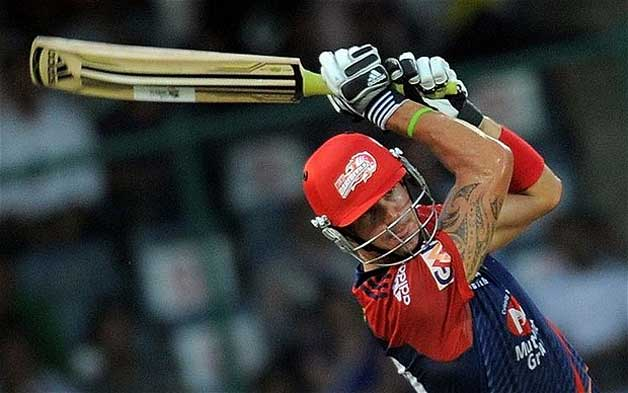 Kevin Pietersen (Delhi Daredevils) – 103* runs