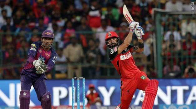 Virat Kohli (Royals Challengers Bangalore) – 108*runs