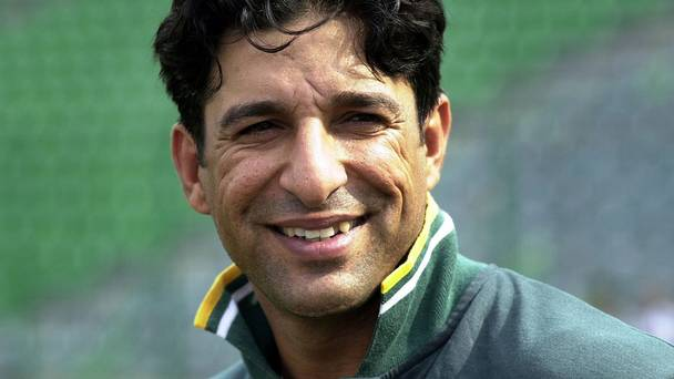 Wasim Akram (Pakistan) - #7