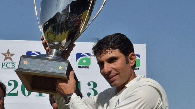 Misbah-ul-Haq (Pakistan) - #2
