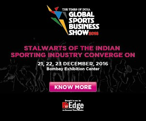TOI Global Sports Business Show!