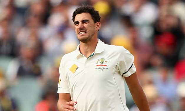 Top 10 Best Test Bowlers in 2016 : Mitchell Starc
