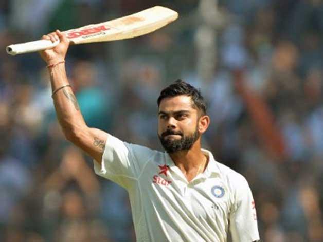 Dream Test XI of 2016 : Virat Kohli