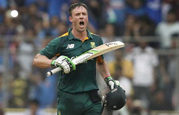 Ab de Villiers: South Africa All Time ODI XI