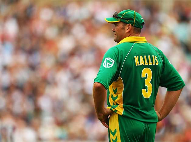 Jacques Kallis: South Africa All Time ODI XI