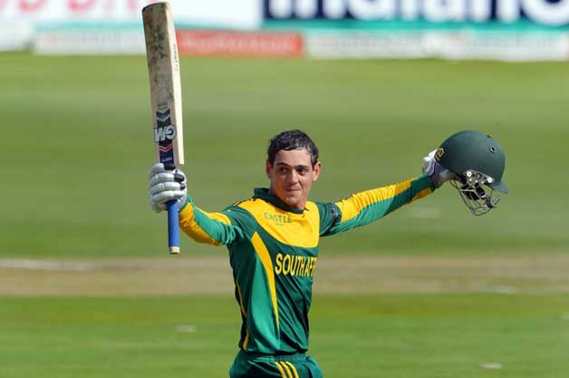 Quinton de Kock: South Africa All Time ODI XI