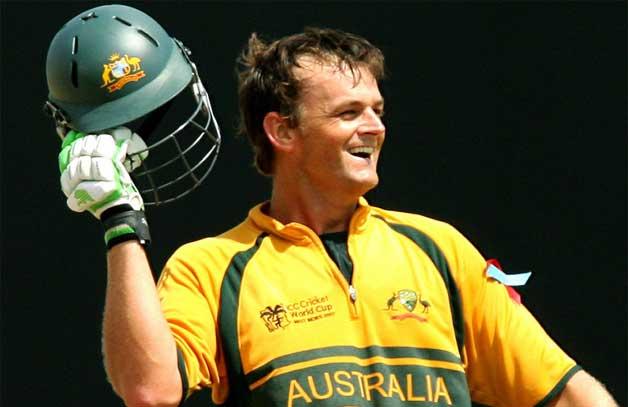 Adam Gilchrist: Best Australian ODI XI of All-Time