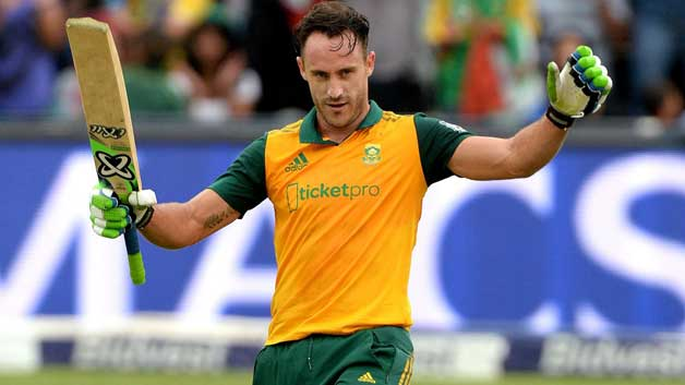 Faf du Plessis: Top 10 Best South African ODI Batsmen of All-Time