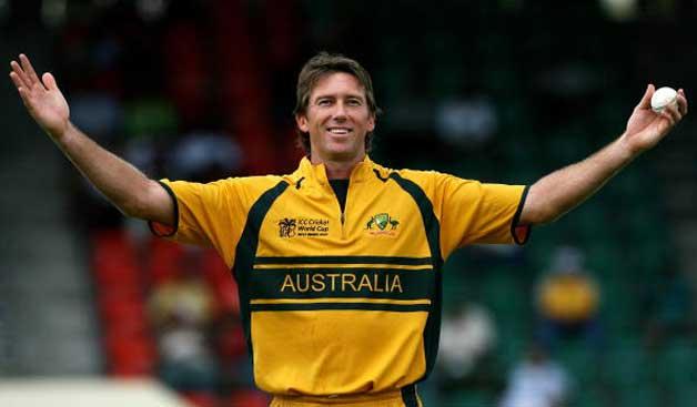 Glenn McGrath : Best Australian ODI XI of All-Time